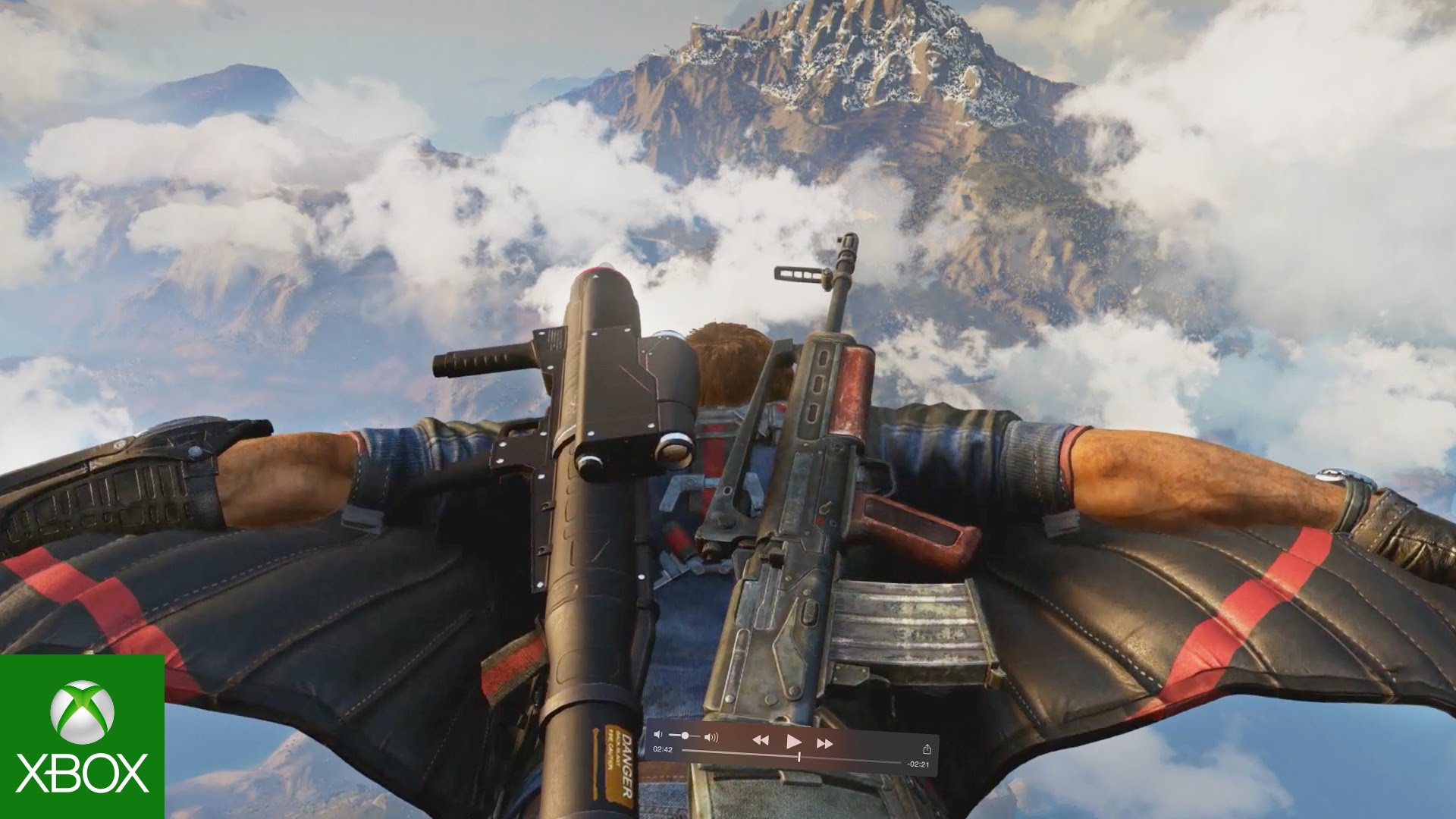 Video For Just Cause 3 Cranks Up the Chaos