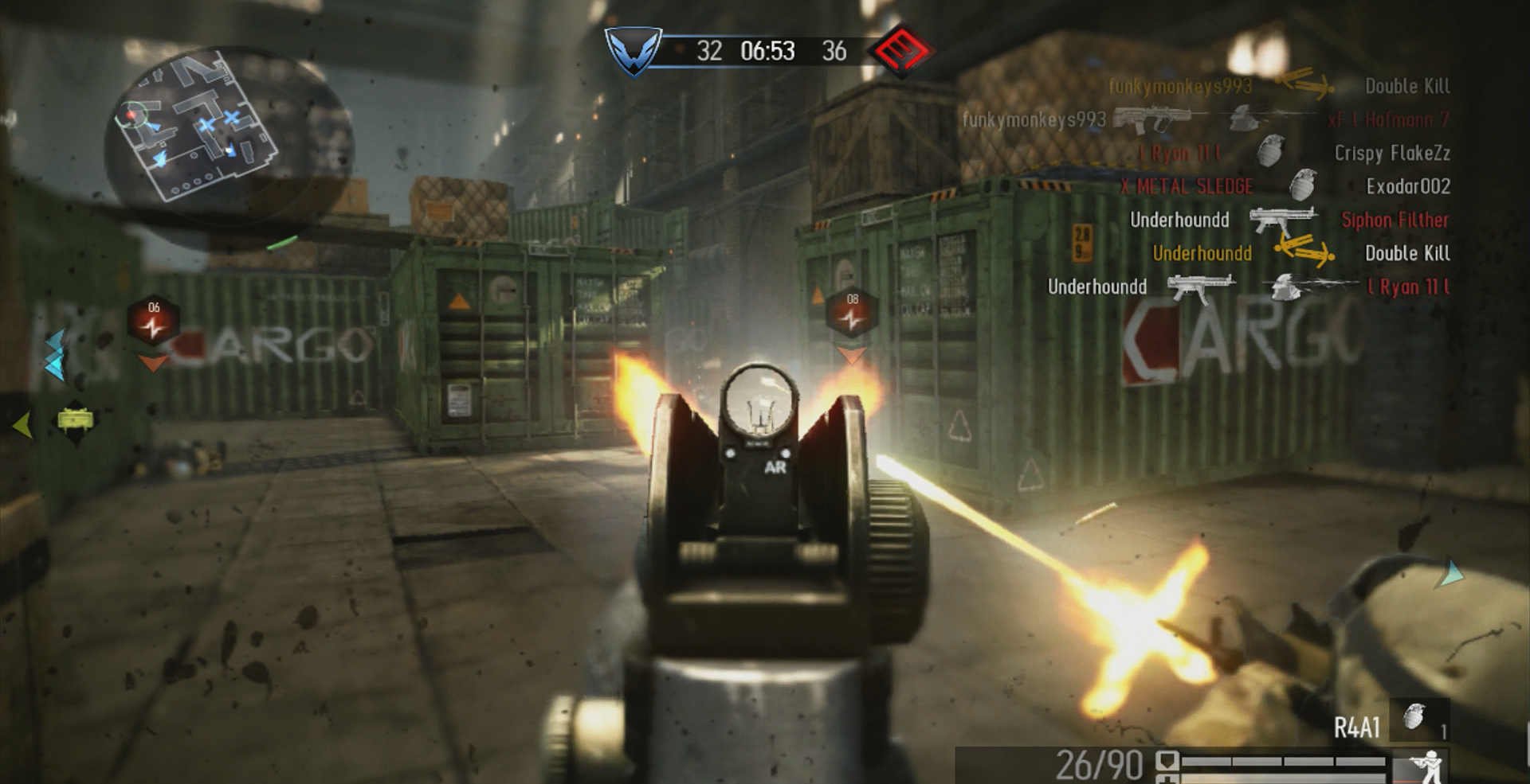 Warface Xbox 360 Edition Expands Operations with New Content