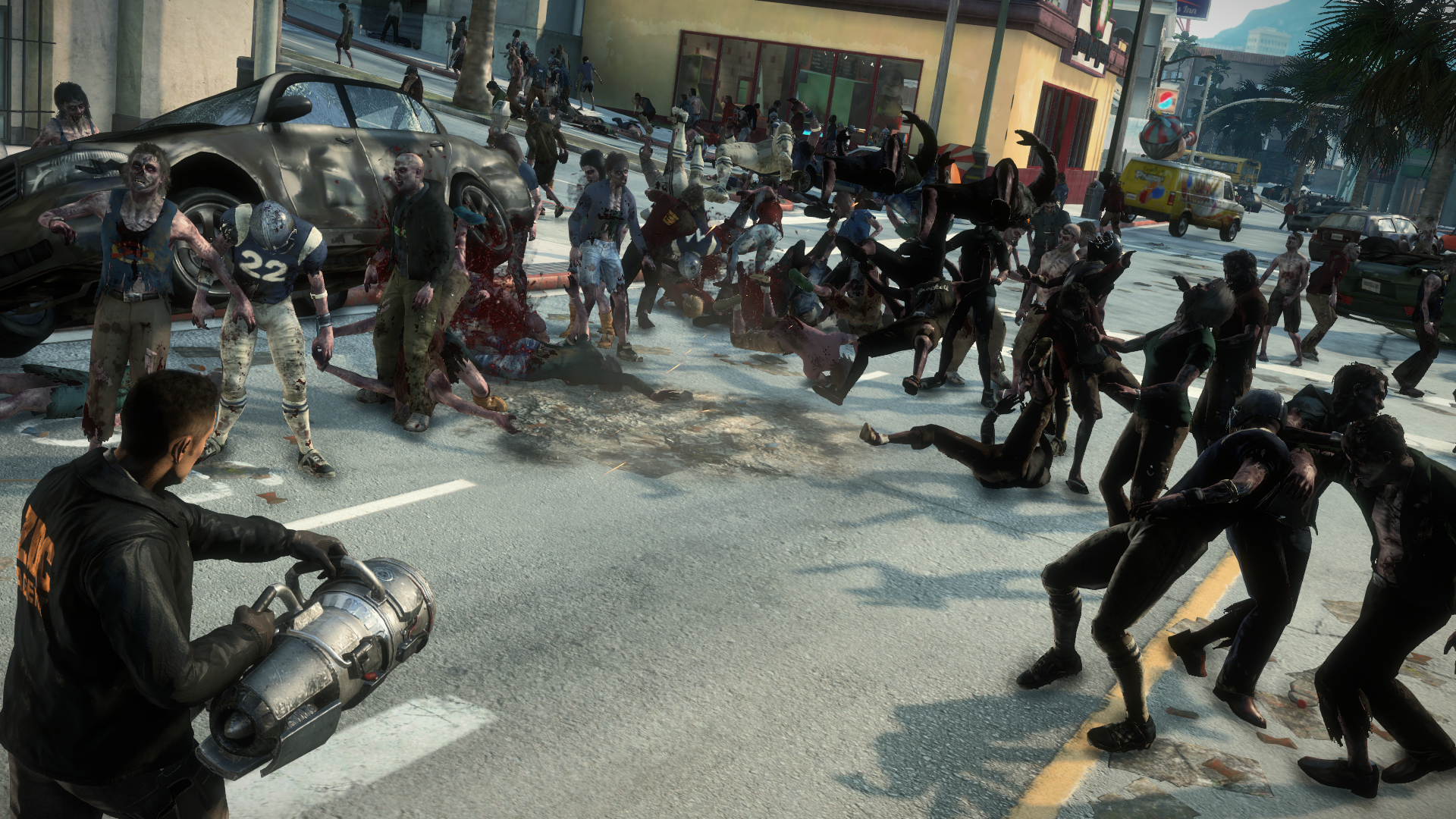 Video For Experience the Thrilling Finale of Dead Rising 3's Untold Stories of Los Perdidos Today