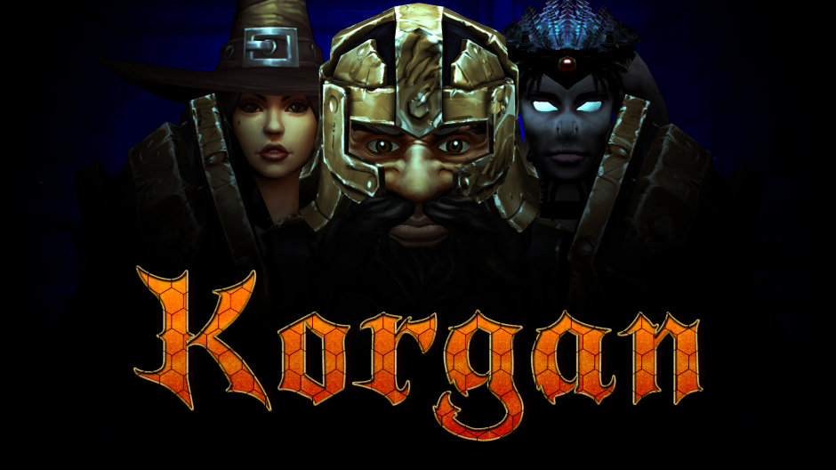 Korgan Hero Image