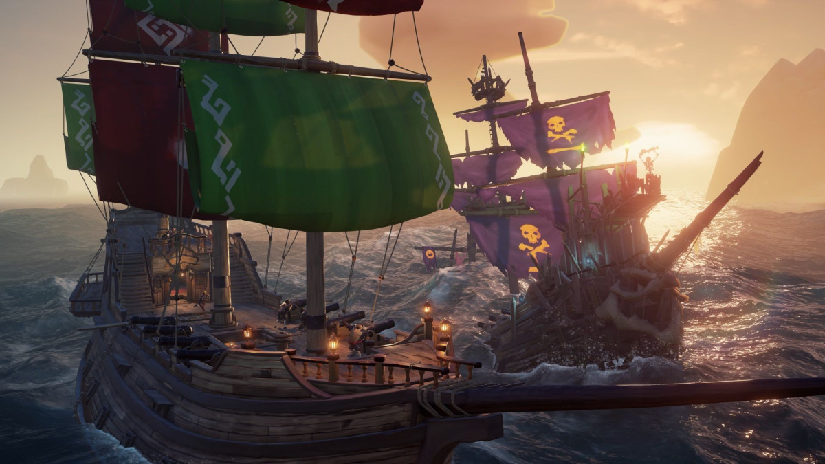 ¡Navega en los mares de Sea of Thieves a través de Steam, próximamente!