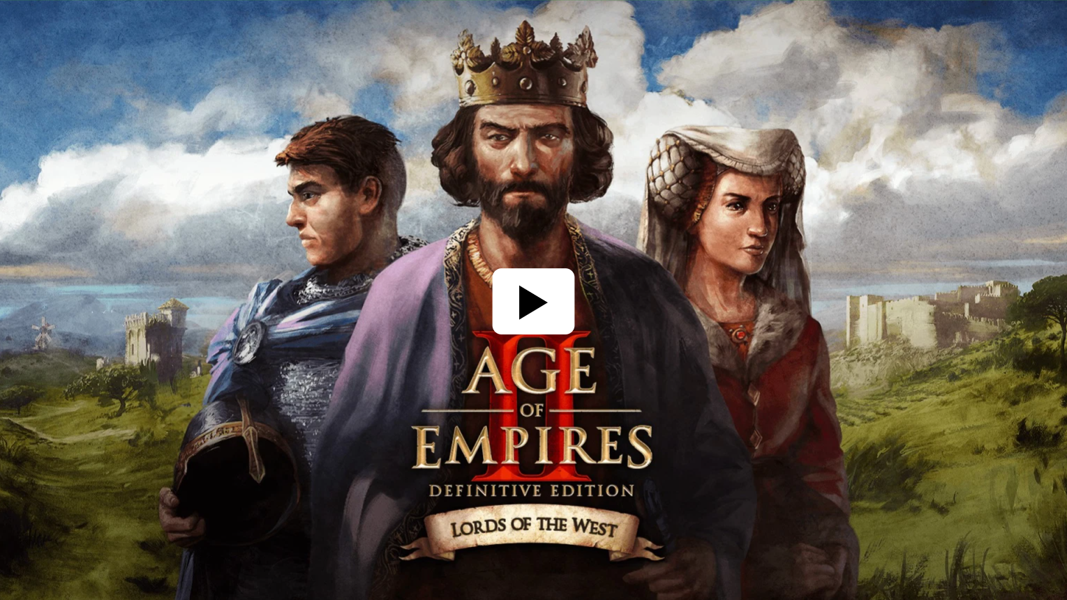 Video For The Lords of the West ya está disponible en Age of Empires II: Definitive Edition
