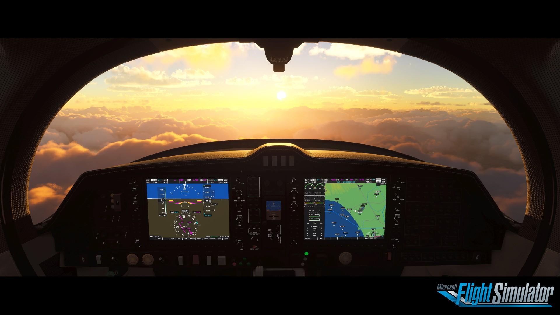 Video For La mise à jour VR de Microsoft Flight Simulator est disponible