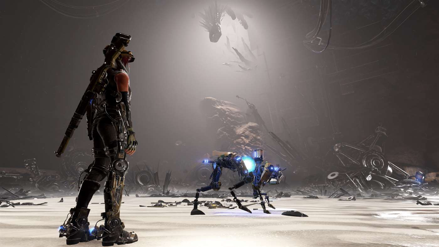 Video For ReCore Definitive Edition disponible dès aujourd'hui