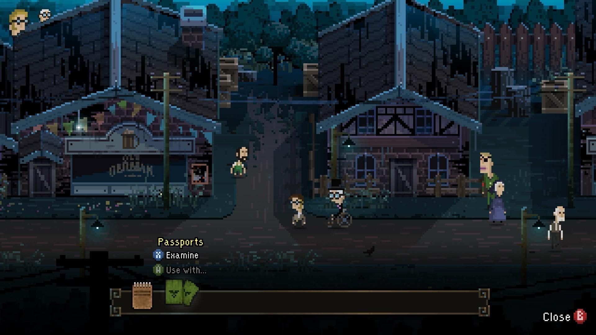 Кадр из игры Nine Witches: Family Disruption